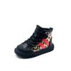 Leopard baby shoes infant shoes baby boy shoes baby sneakers toddler shoe toddler sneakers boys trainers infant sneakers retail A8534