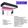 3000W SMD3030 LED crece la luz