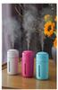 350ml Air Humidfier USB Air Purifier Freshener LED Aromatherapy Diffuser Mist Maker for Home Auto Mini Car Humidifiers