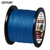 Goture 500m 4 Strands 10-80LB Braided Fishing Line PE Multifilament Braid Lines for Fishing Cord linha multifilamento pesca