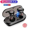 HOT SALE Ture Wireless Earbuds TWS Bluetooth 5.0 Earphone Mini Touch Control Wireless Headphone Stereo Headset with Charging box