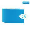 4 côtés bleu élastique