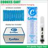 Premium Vape Carts Cookies Cartridge With 0.8ML 1.0ML Ceramic Coil Thick Oil Atomizer 100% Excellent Performance