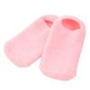 Moisturize Soften Repair Cracked Skin Gel Sock Skin Foot Care Tool Treatment Spa Sock With Pink Color