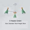 3 Heads Green