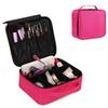 Portable Travel Makeup Storage Bag Dual Layer Case Organizer Waterproof Mini Train Bag LT88