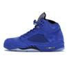 # 11 bleu en daim bleu