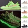 2019 Glow In The Dark Clay Antlia True Form Hyperspace Mens Running Shoes Static Reflective Women Sport Sneakers Designer Trainers Size 5-13