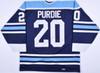 20 meados de 1990, Brad Purdie
