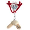 2019 Cartoon Movie 4 Plush Toys Forky Woody Alien Soft Stuffed Doll Keychain Bag Accessories kid Gift Birthday Goft Christmas Present