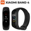 Newest Xiaomi Miband 4 Smart Bracelet Heart Rate Monitor Fitness Tracker 135mAh Color Screen 380 Personality Expressions