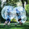 Free Shipping 0.8mm PVC 1.5m Bubble Football Bubble Soccer Ball Inflatable Bumper Ball Air Soccer Ball