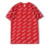 New Designer T Shirts Hip Hop Mens Polos T Shirts Luxury Brand Mens Womens Short Sleeve T Shirts Printed SUPREME Diamond t-shirt