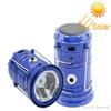 IN stock solar lamp New Style Portable Outdoor LED Camping Lantern Solar Collapsible Light Outdoor Camping Hiking Super Bright Light