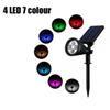 4 LED RGB