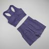 Purple Bra Suit