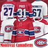 Montreal Canadiens 31 Carey Price 67 Max Pacioretty 6 Shea Weber 92 Jonathan Drouin 27 Alex Galchenyuk Hockey Wear