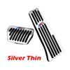 Pédale d'essence Silver Thin