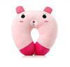 Розовый медведь