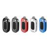 2019 Car Key Design Flip Key Fob 350mAh Black Red Battery With High Quality Flip Vape Preheat Battery Variable Voltage Preheating Function
