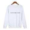 New foreign trade men's Designer hoodies tide brand printing plus cashmere sweater men women round neck loose lovers Embroidery Sweatshirts