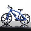 Road Racing Bike Blue