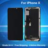For iPhone X LCD Display Touch Screen Digitizer Grade A+++ TFT Quality with Lifetime Warranty & Free Shipping