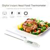 Digital Food Thermometer Kitchen Meat Water Temperature Thermometer for BBQ Barbecue Kitchen Steak Milk Water Meat