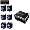 6in1 charge flight case