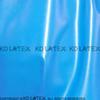 bleu transparent avec gaine noire