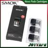 SMOK NOVO Pods Cartridges 2ml Replacement Pod for NOVO Kit with Regular 1.2ohm 1.5ohm Ceramic 1.4ohm Mesh 0.8ohm Coil