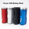 Yocan UNI Mod 650mAh 10s Preheat VV Variable Volta Adjustable Height and Diameter Holder Fit All Atomizer