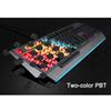 USB Wired Mechanical Keyboards with RGB Backlit 104Keys Gaming Keypad for PC Computer OC-shipping