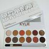 Kylie Eye Shadow 12 Colors Shimmer Stage Makeup Autumn and Winter Makeup Long-lasting With Eyeshadow Brush