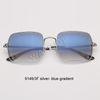 Sliver / gradiente azul