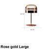 Rose gold L
