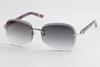 Silver Gray Lens