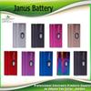 Original Airis Janus Box Mod 650mAh Battery 2 In1 For 510 Thick Oil Cartridge and Compatible Pods Vape Mods 100% Authentic Airistech
