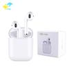 i9s tws wireless bluetooth headphones ture stereo 5.0 Earphones earbuds support pop up windows with silicone protector case Anti Lost Rope