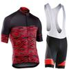 NW Cycling Jersey Set 2019 Pro Team NEW Summer Men Cycling Set Racing Bicycle Clothing Suit Breathable Mountain Bike Clothes Sportwears