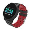 2019 Smart bracelet men women Smart watch band health fitness Automatic bright screen heart rate blood pressure monitor wristband smartwatch