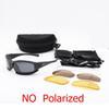 no polarized