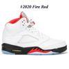 2020 fuego rojo