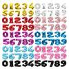 Randon Number Colors / Deixar mensagem