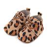 Hot sale leopard baby shoes zebra toddler shoes baby girl shoes Fashion Moccasins Soft First Walking Shoe Infant Shoe Newborn Shoe A4479