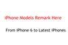 iPhone Modelo Observação Aqui
