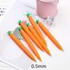 0,5 mm de zanahoria