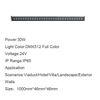 DMX512 30W farben