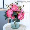 الربيع الفاوانيا الوردي