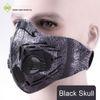 BlackSkull Mask
